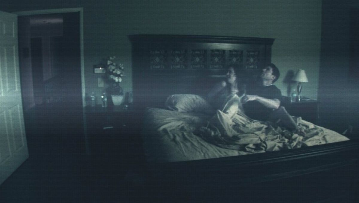 Every Day Horror day 17: Paranormal Activity
