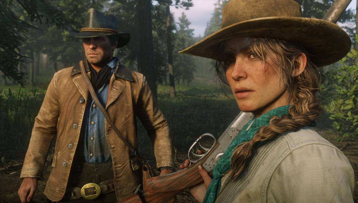 Red Dead Redemption 2's best female character is a sassy outlaw