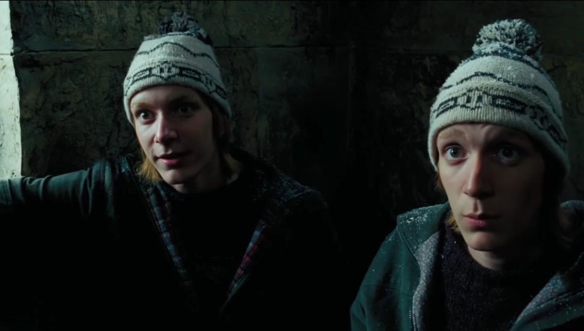 Prisoner of Azkaban: Director Alfonso Cuaron had the script changed when it came to the Weasley twins