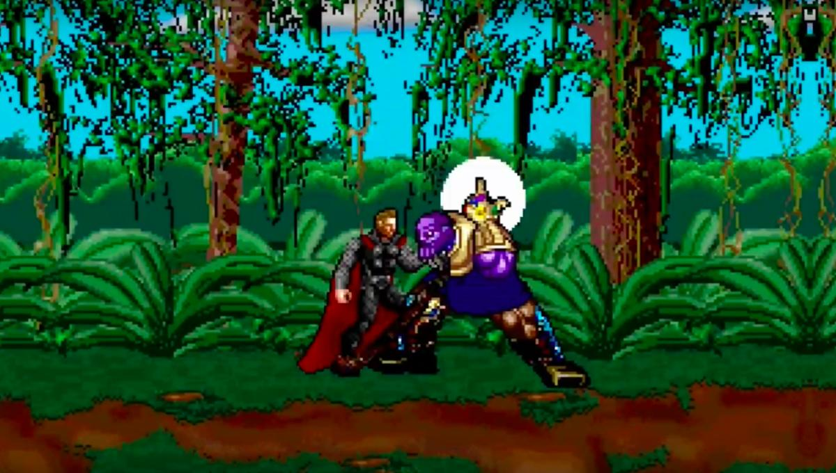 Infinity War: Thanos's Gauntlet snap is still heartbreaking in 16