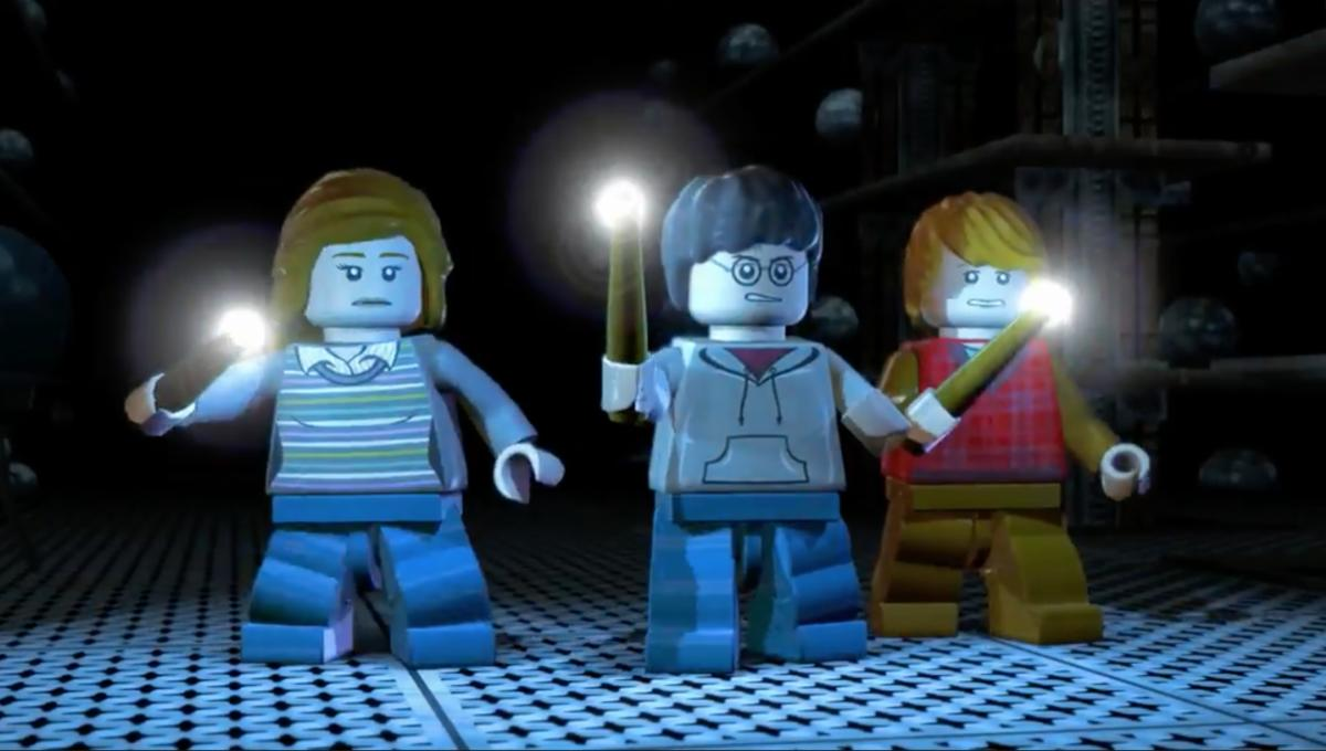 Lego Harry Potter Collection Comes To Life In New Launch Trailer