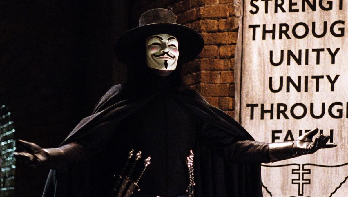 A V for Vendetta guide for making anarchy cool again