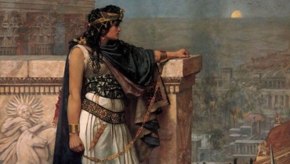 Zenobia, third century queen of the Palmyrene Empire