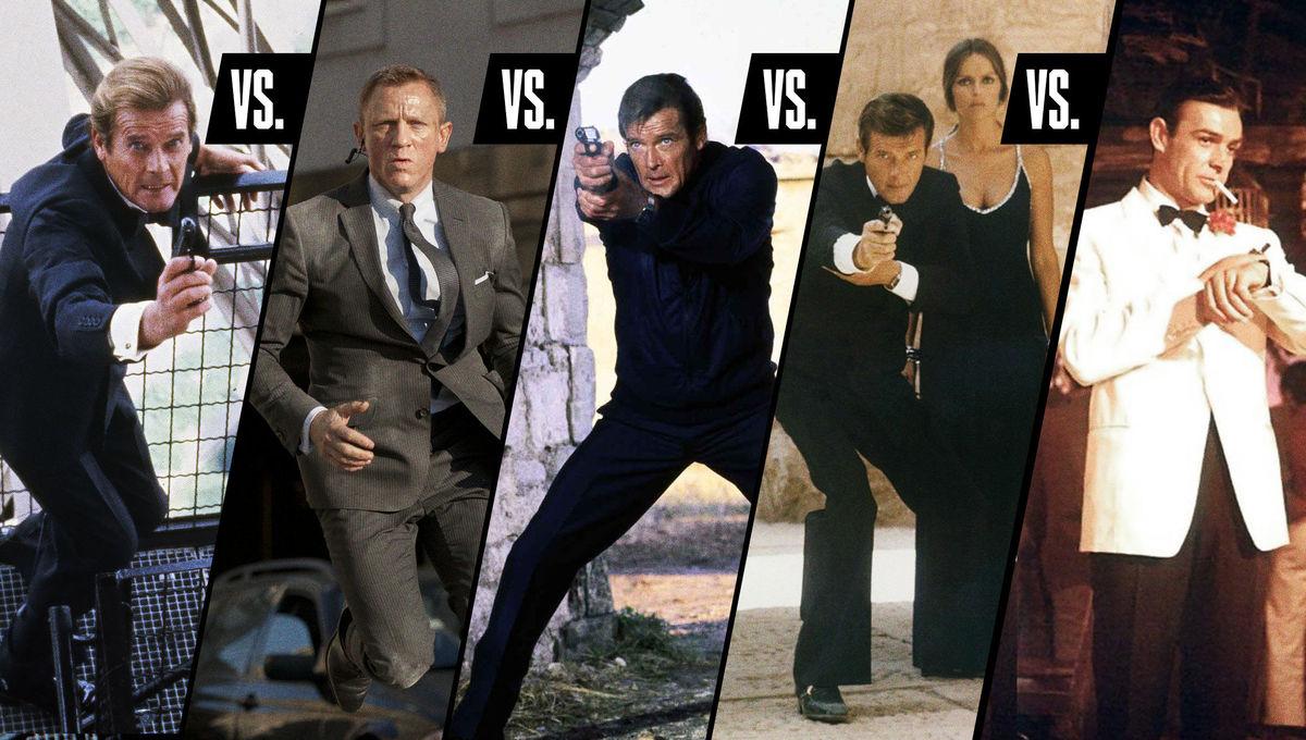 Debate Club: The 5 best James Bond movie anthems   SYFY WIRE