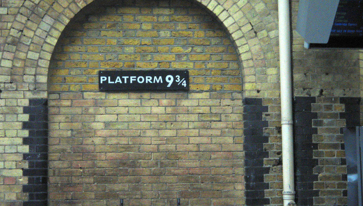 Geek Road Trip: London's magical hotspots that inspired Harry Potter and Fantastic Beasts