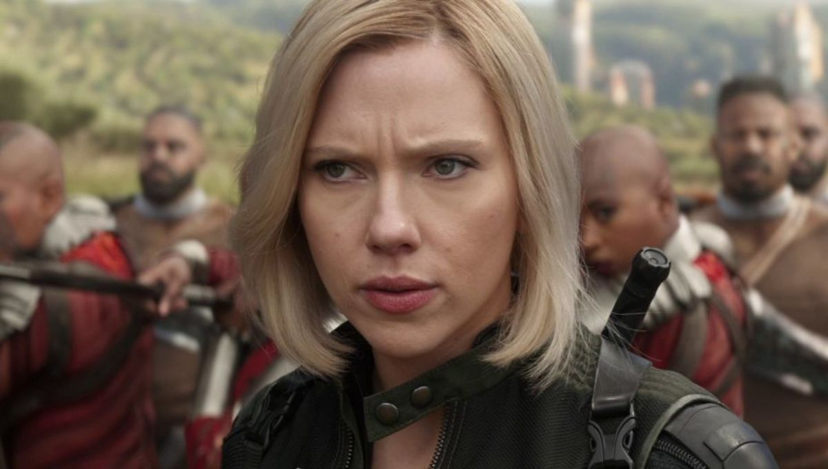 Andy Park Shares Original Concept For Black Widow From