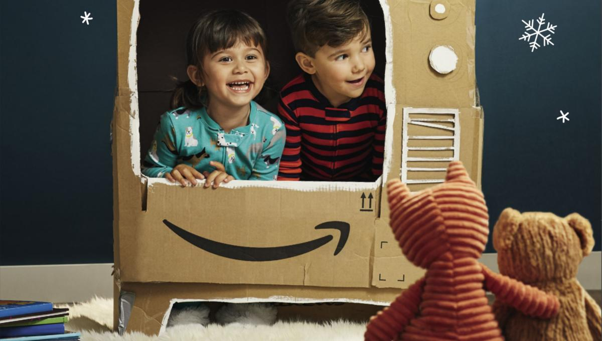 Christmas Toy Catalogs By Mail.With Toys R Us In Trouble Amazon Steps Into The Christmas