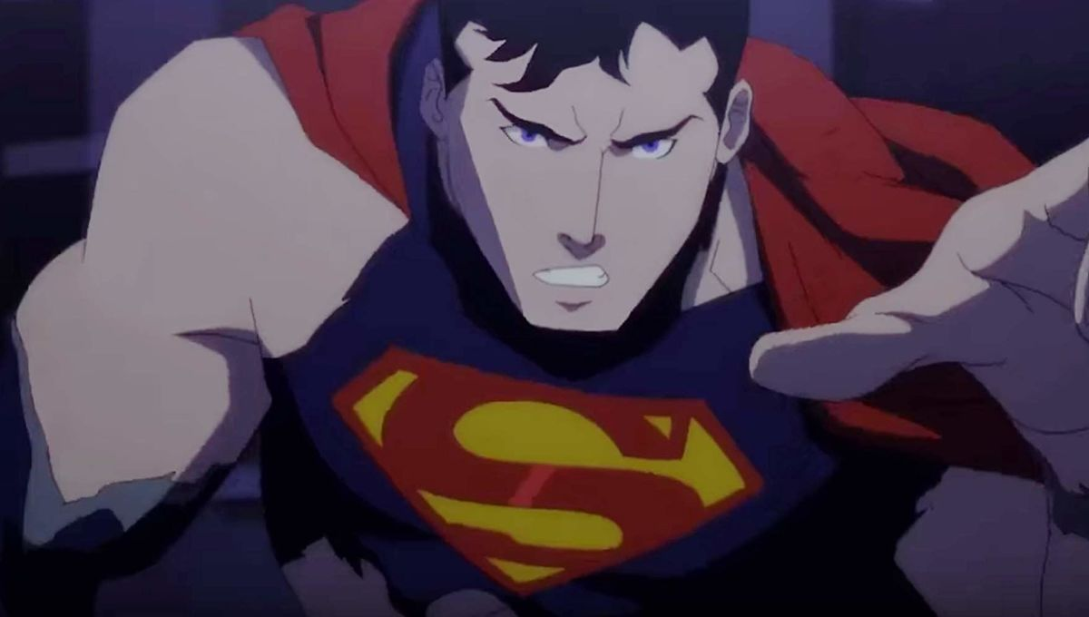 The Death of Superman Saga hits theaters for two-night event