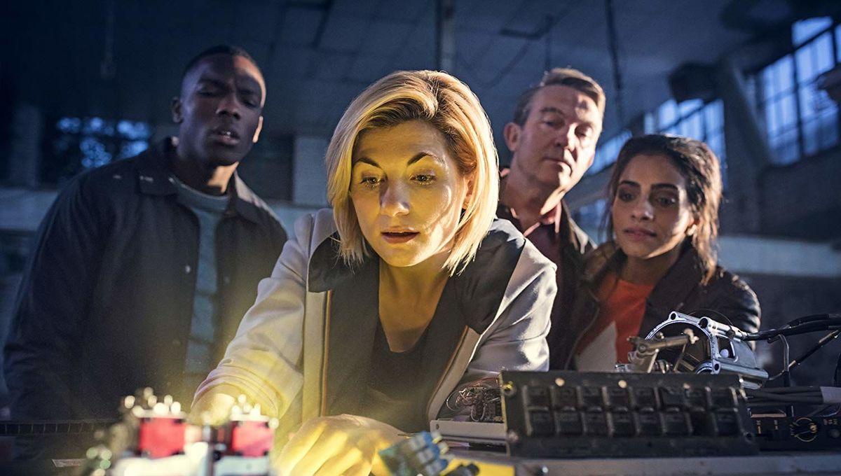 Nuevos compañeros de Doctor Who
