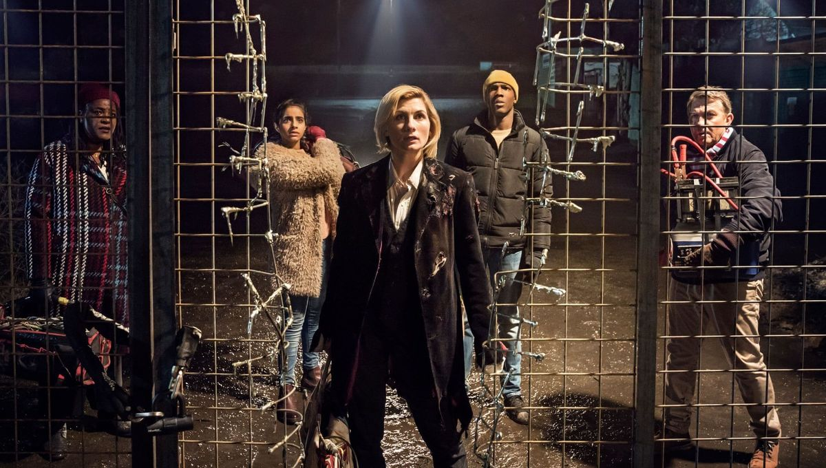 Why this longtime fan is leaving Doctor Who (it's not for