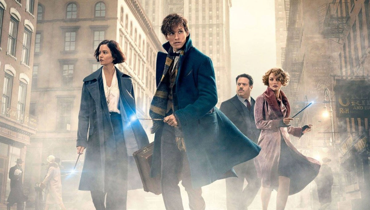 03fb046d74 WATCH: Fantastic Beasts and Where to Find Them in 2 minutes