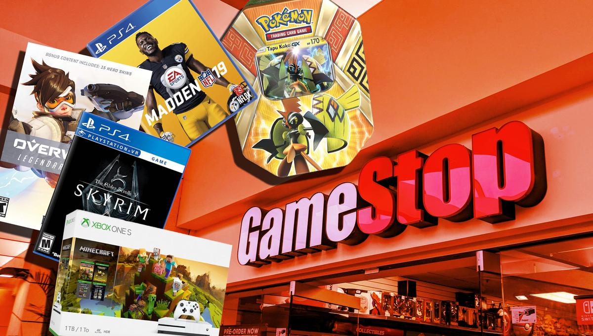 GameStops Best Black Friday Game And Toy Deals