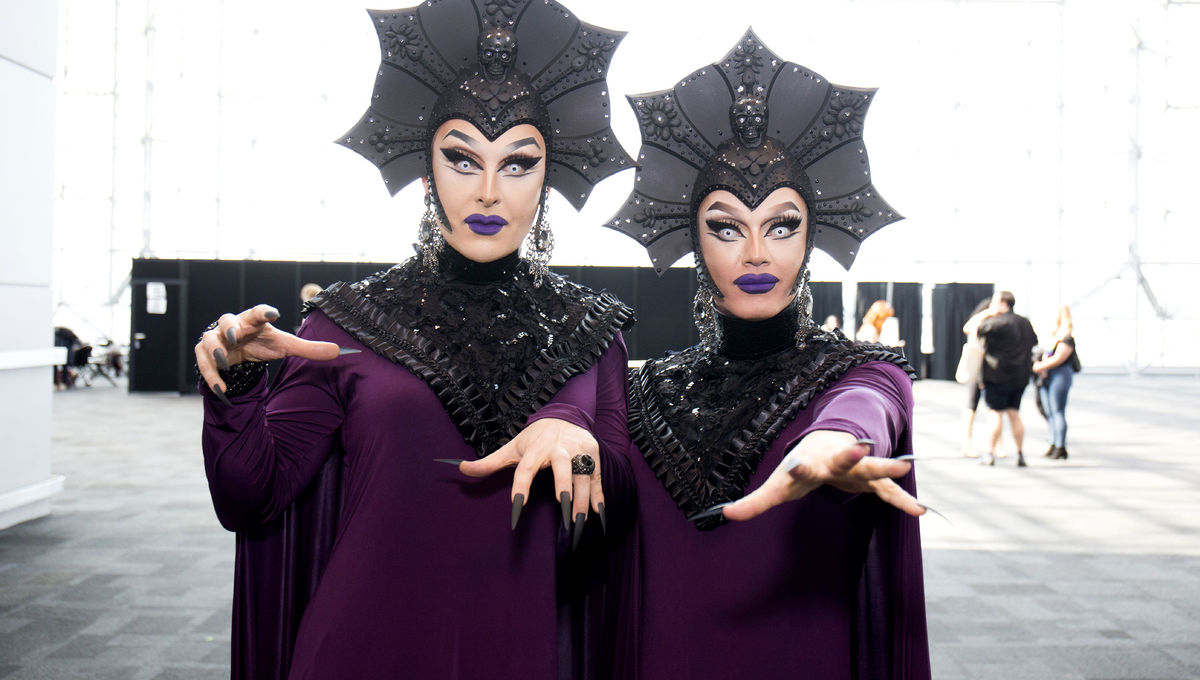 The Boulet Brothers are the Monster Queens of drag [Strong Female Characters #28]
