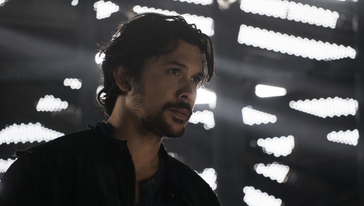 Chosen One of the Day: Bellamy Blake's facial hair on The 100