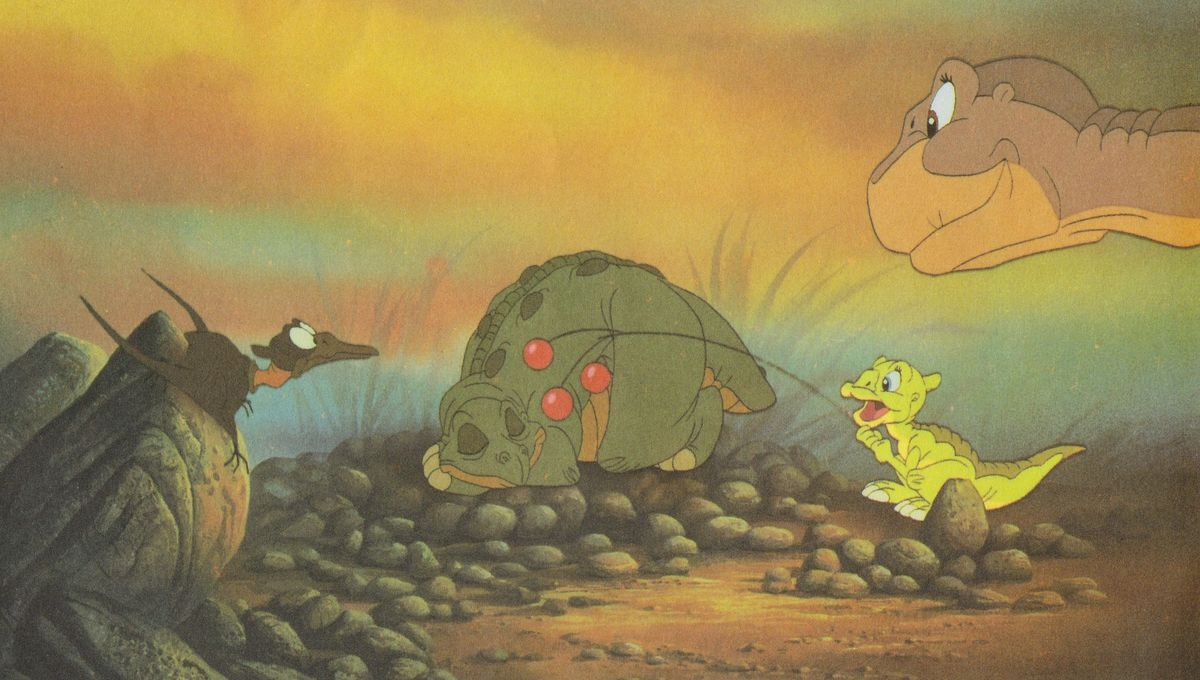 5 life lessons we learned from The Land Before Time