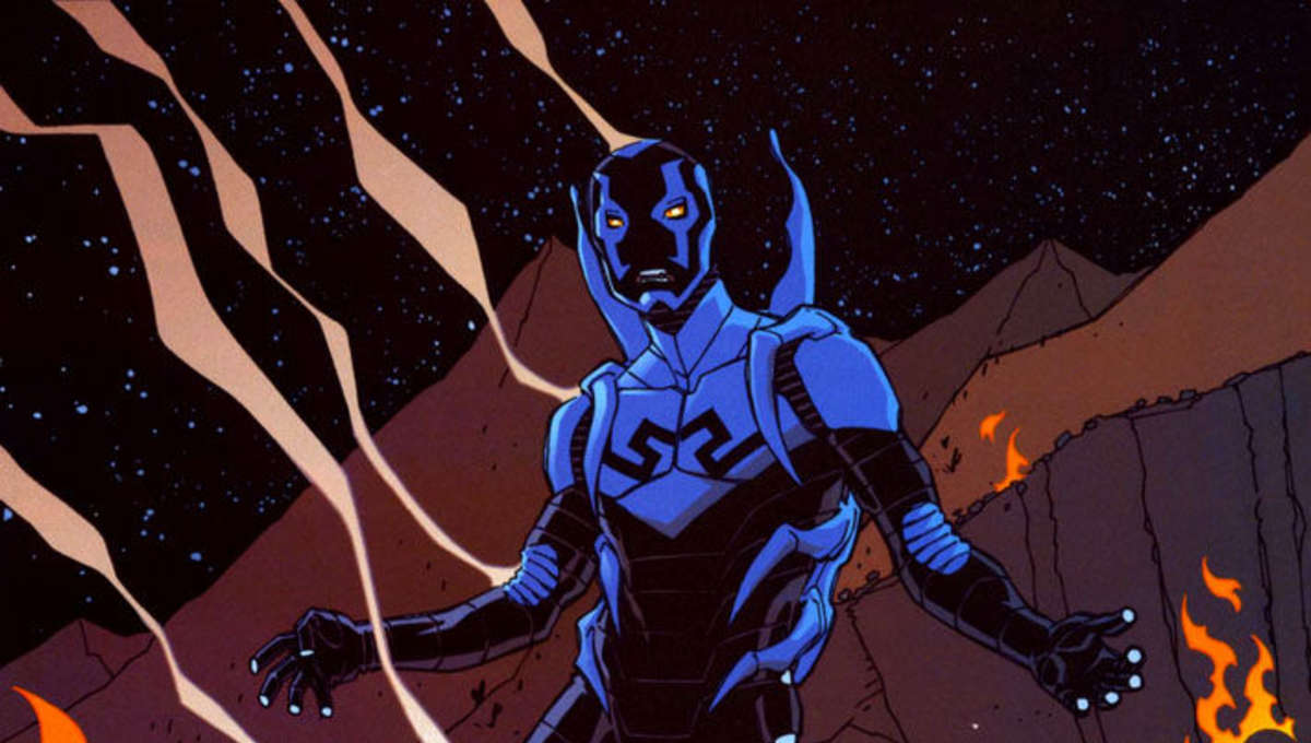 Jaime Reyes Blue Beetle