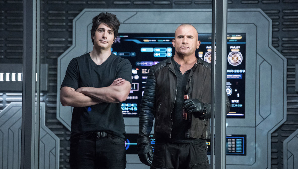 Legends of Tomorrow Ray