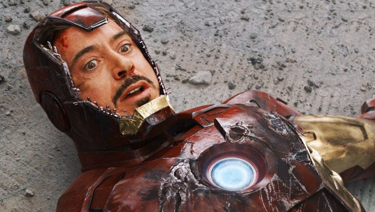 Chosen One of the Day: Zombie Iron Man