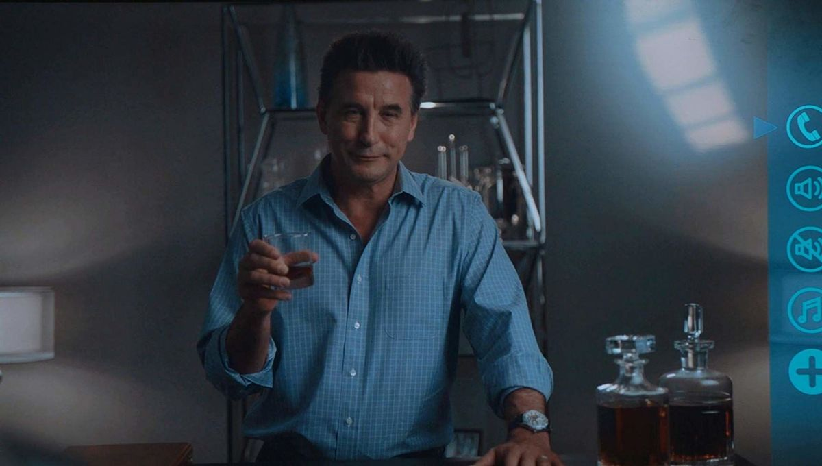 The Purge, William Baldwin