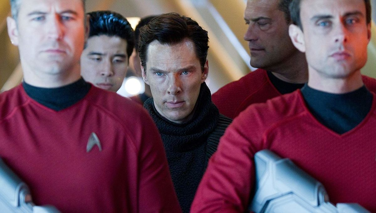 Benedict Cumberbatch Star Trek: Into Darkness