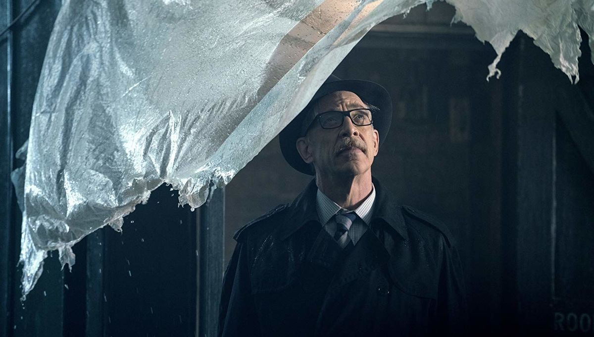 Commissioner Gordon Justice League J.K. Simmons