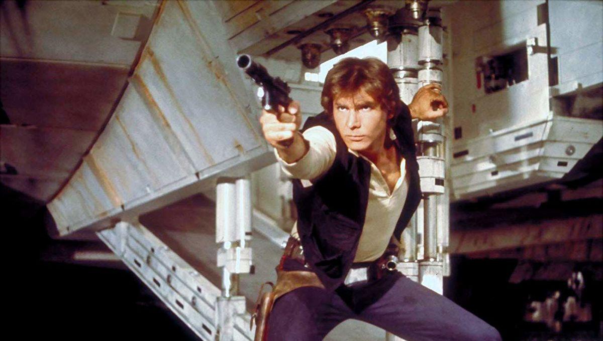 Han Solo Star Wars Harrison Ford