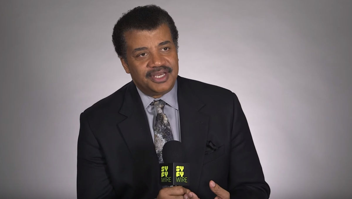 Neil deGrasse Tyson StarTalk Hero