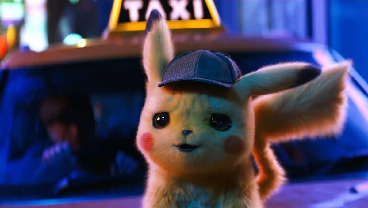 Detective Pikachu - Looking Shy