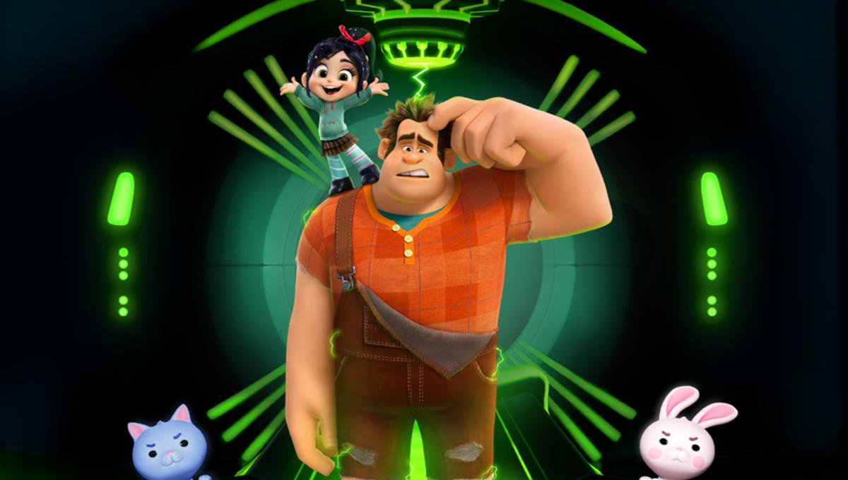 Ralph smells like ham and more perfectly weird details with the developers of Ralph Breaks VR