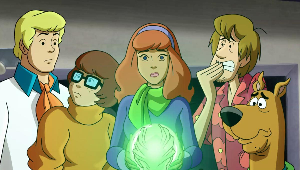 A 33-year mystery is solved in trailer for Scooby-Doo! and the Curse of the 13th Ghost