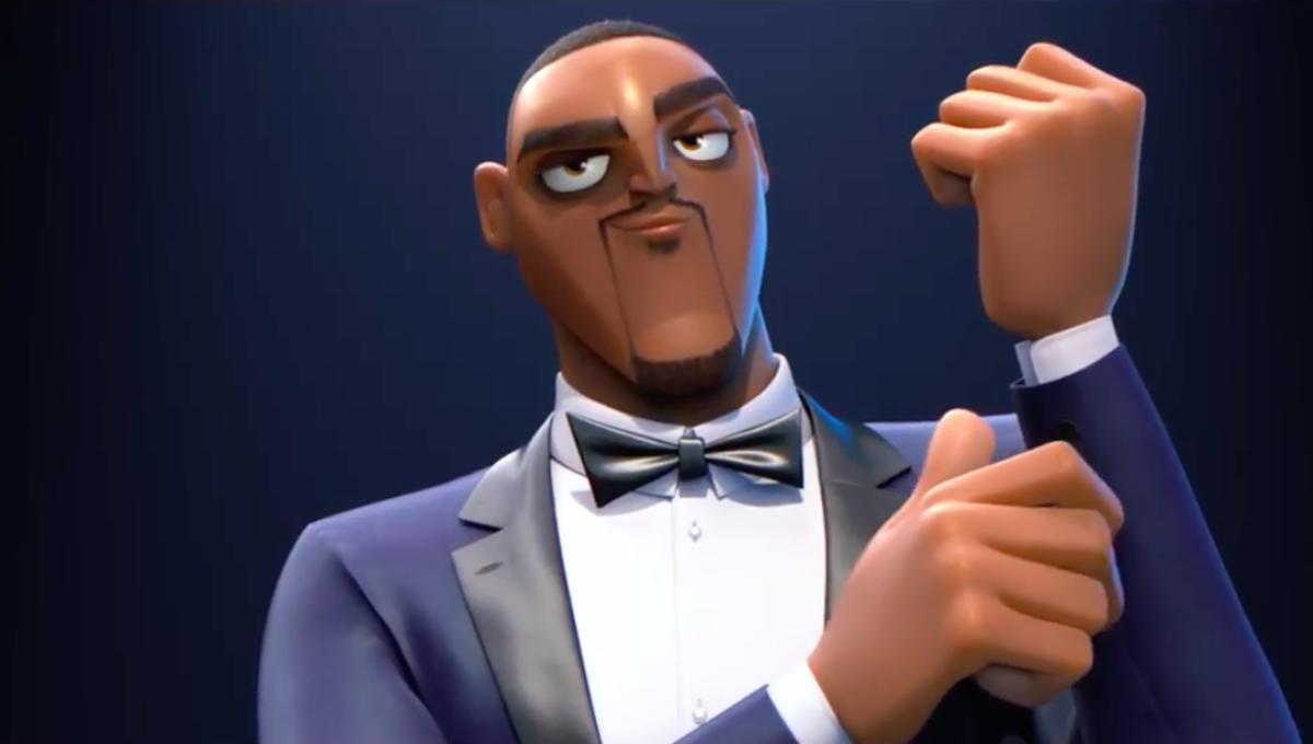 Spies in Disguise Will Smith