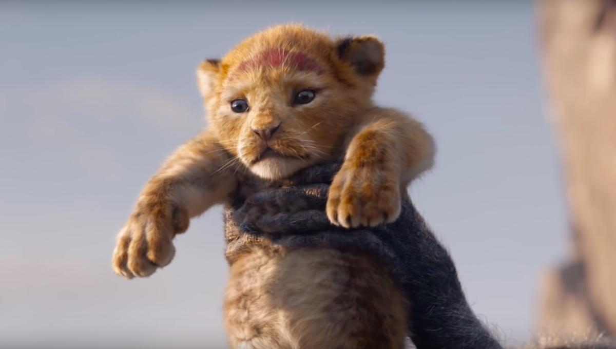 Lion King live-action