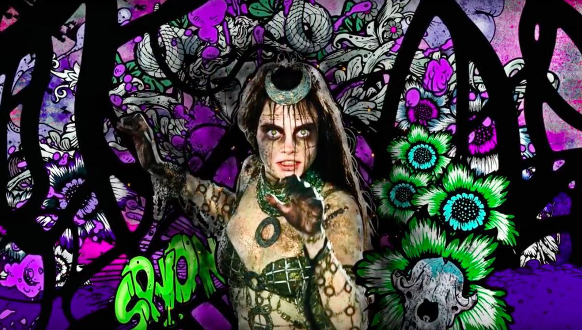 Cara Delevingne Enchantress Suicide Squad