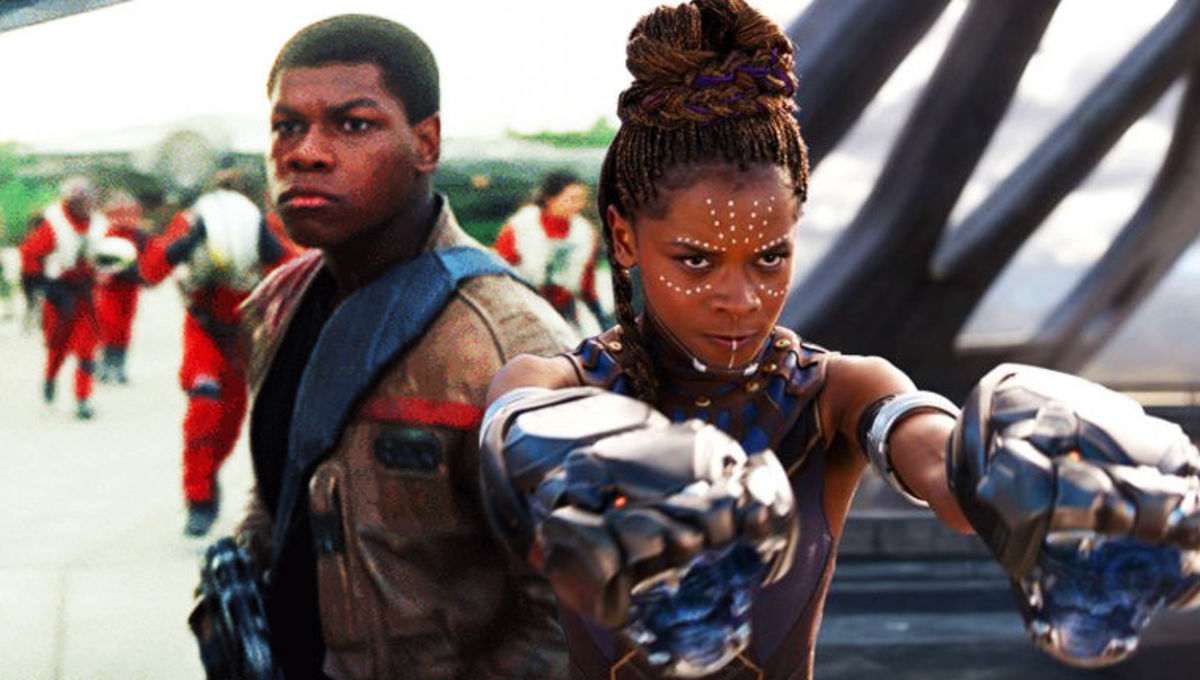 John Boyega and Letitia Wright to play star-crossed lovers in sci-fi romance Hold Back the Stars