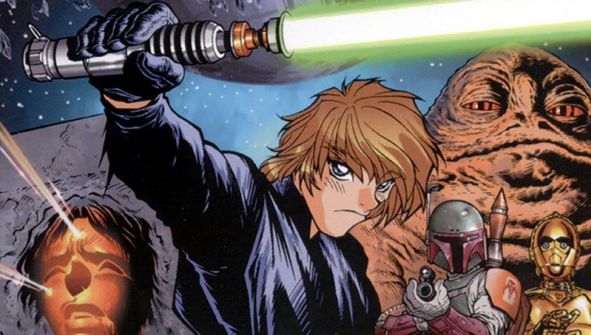 Star War anime