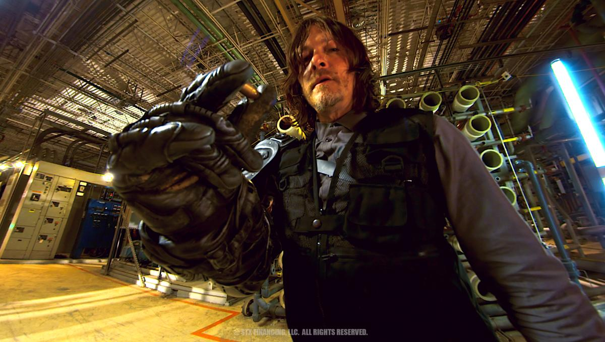 The Limit Norman Reedus