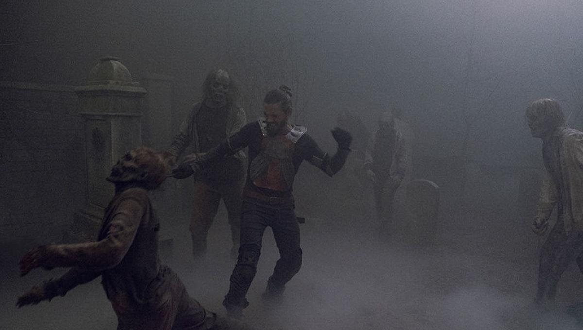 The Walking Dead Season 9 Episode 8 The Whisperers