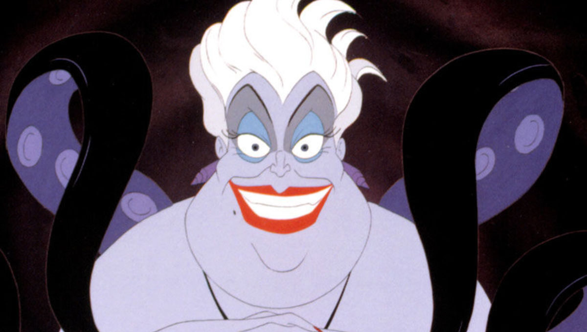 Who should play Ursula in the live-action Little Mermaid?