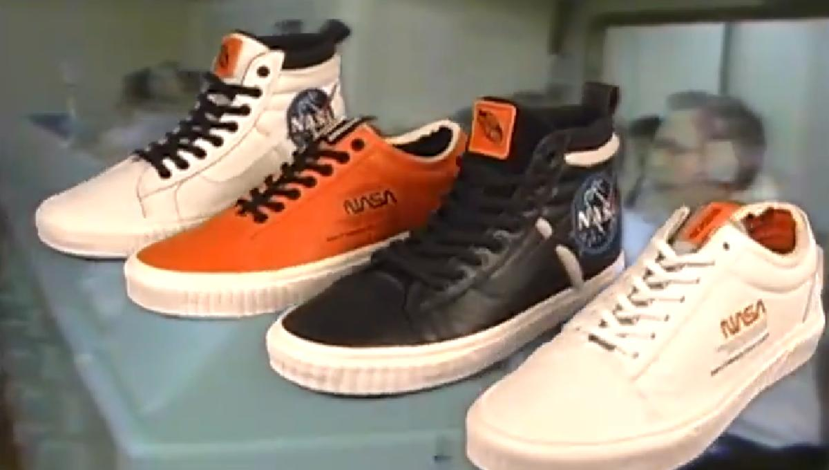 93a8d378a8 Spacewalk everyday with Vans' new Space Voyager collection