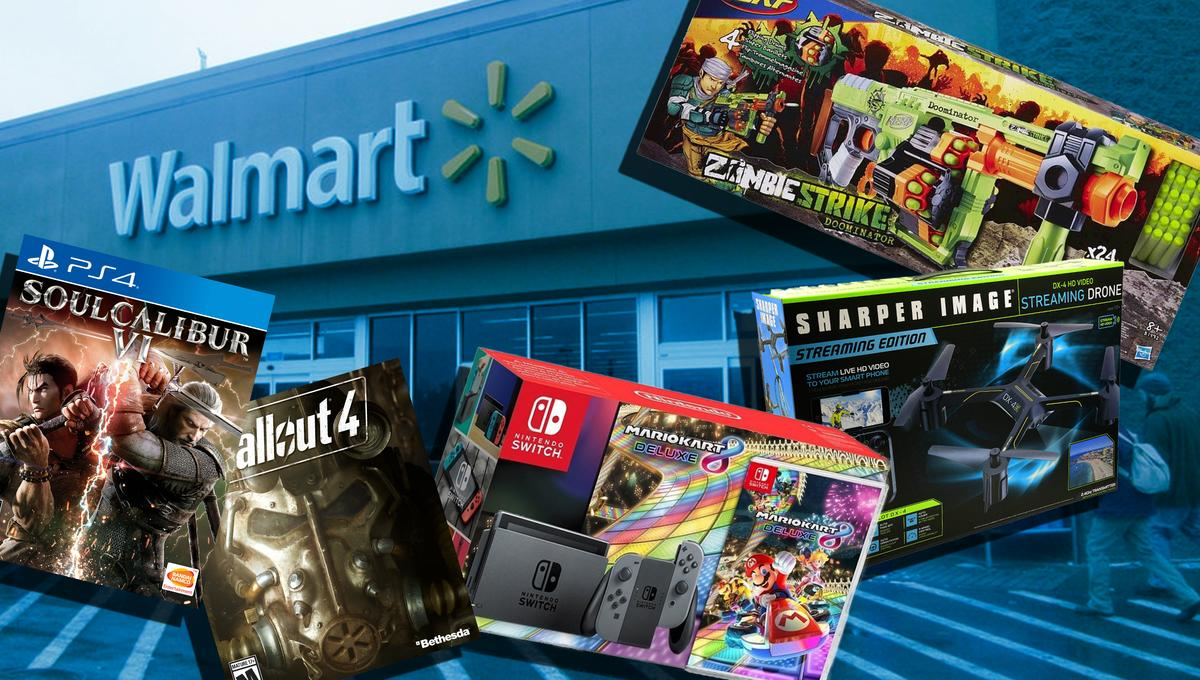 the best black friday game and toy deals at walmart syfy wire