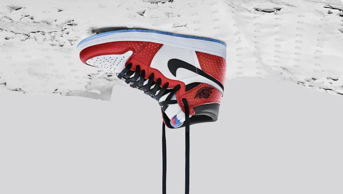85756da9d80b9d Nike s Into the Spider-Verse Air Jordans will have you feeling like Miles  Morales (powers not included)