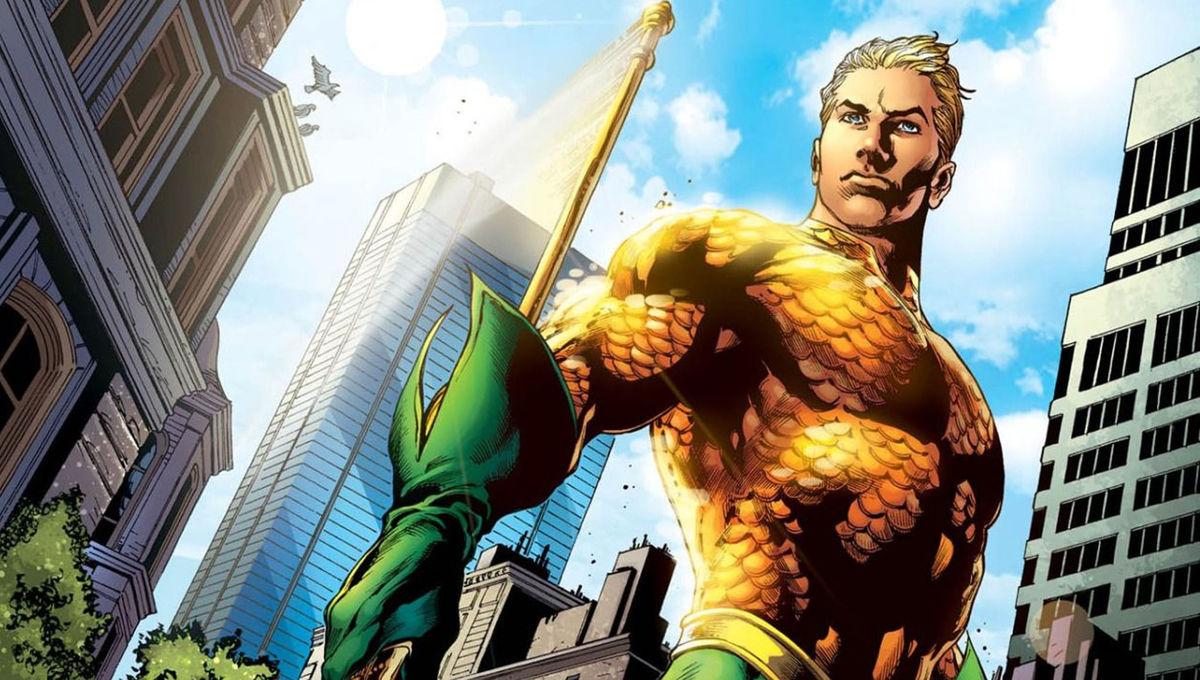 Aquaman Hero Image