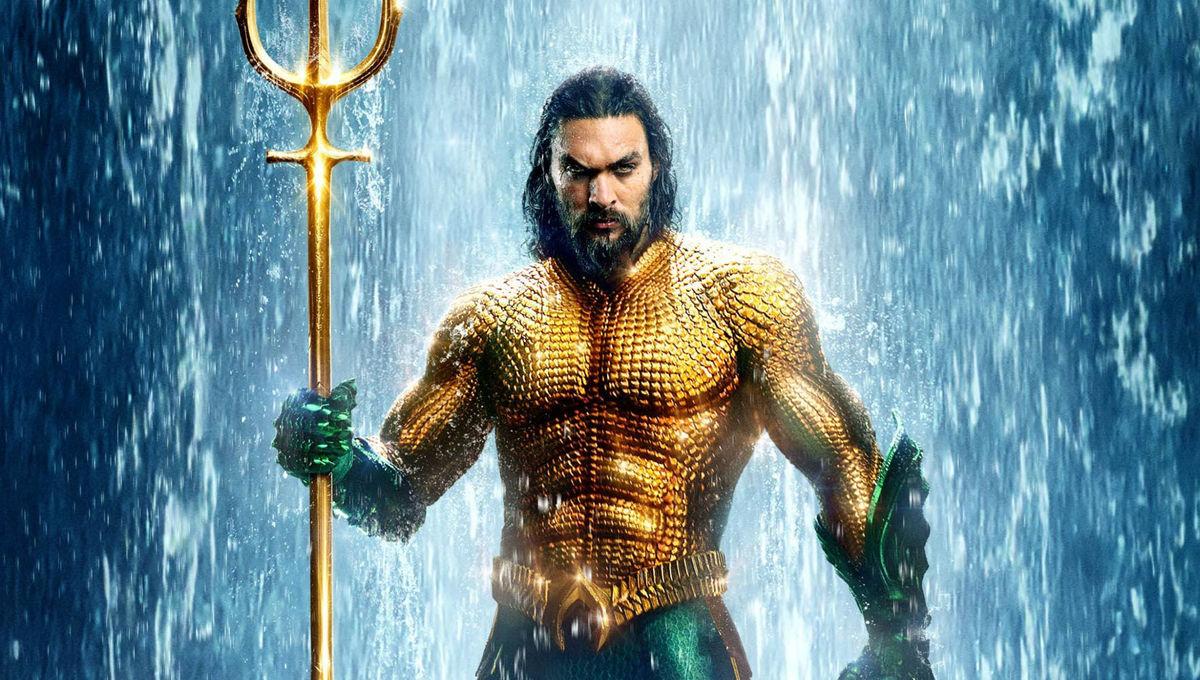 Aquaman's long road from laughingstock to legitimacy