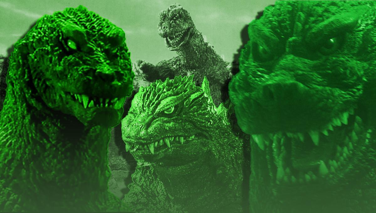Best Godzilla Suits