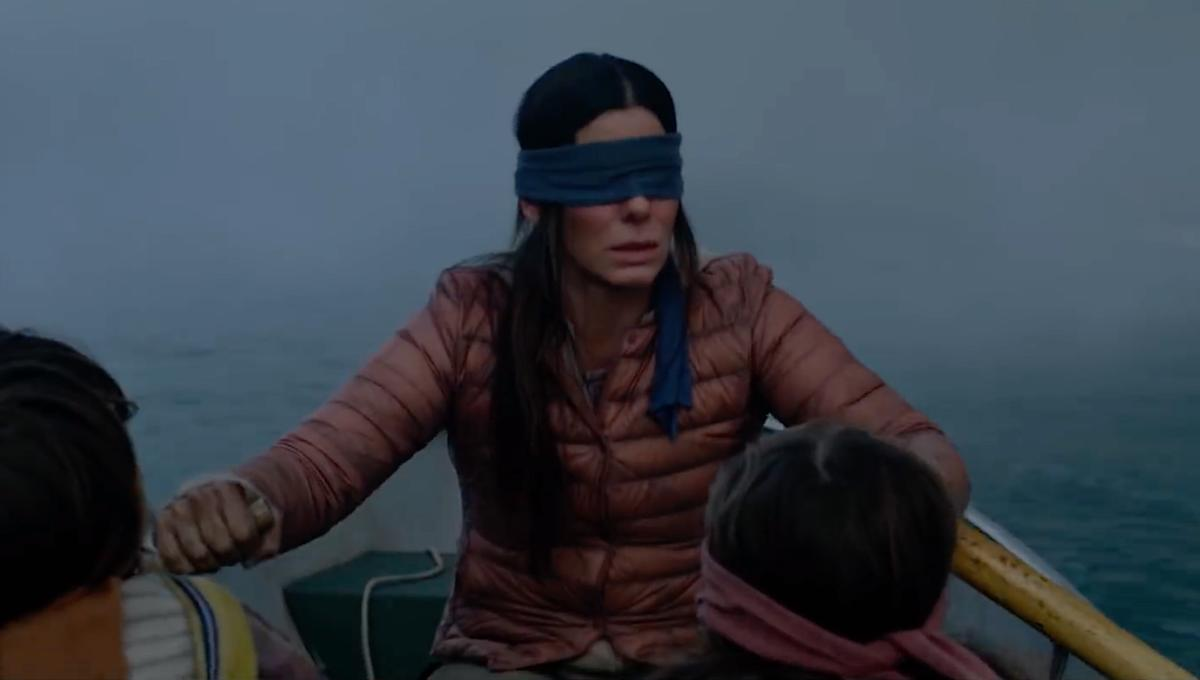 Bird Box via Netflix official YouTube 2018