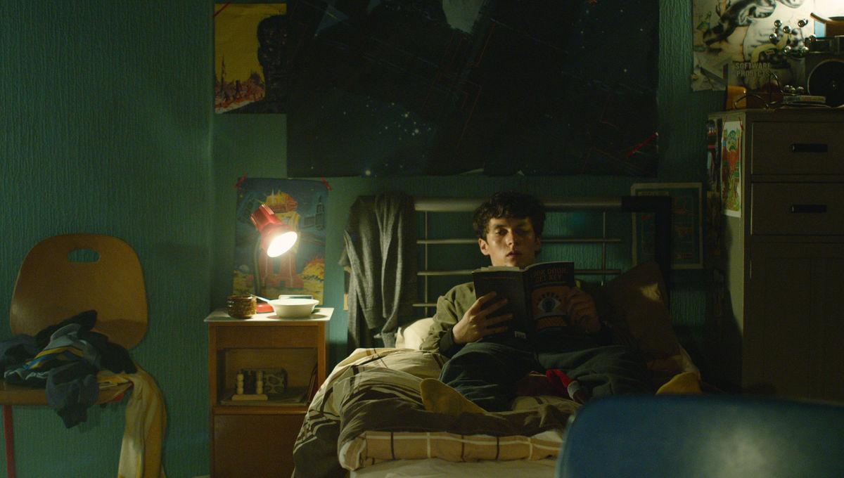 Netflix Bandersnatch Black Mirror Fionn Whitehead