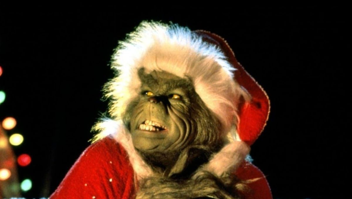 How The Grinch Stole Christmas Movie Characters.45 Thoughts We Had While Watching How The Grinch Stole Christmas