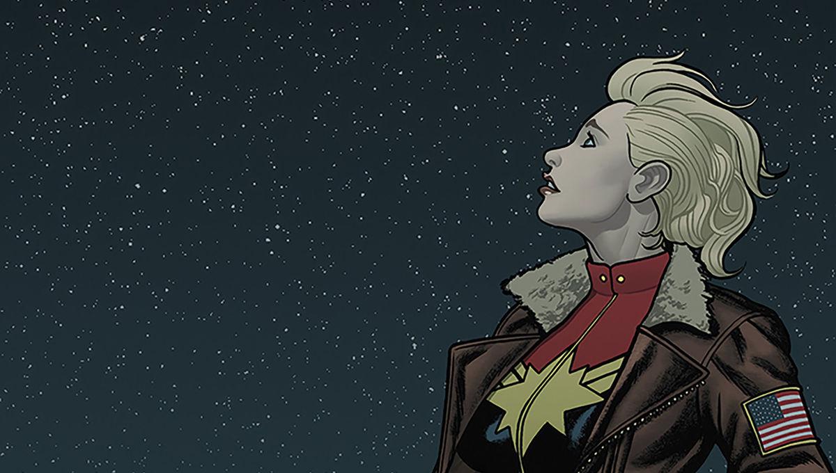 The strange loves of Carol Danvers