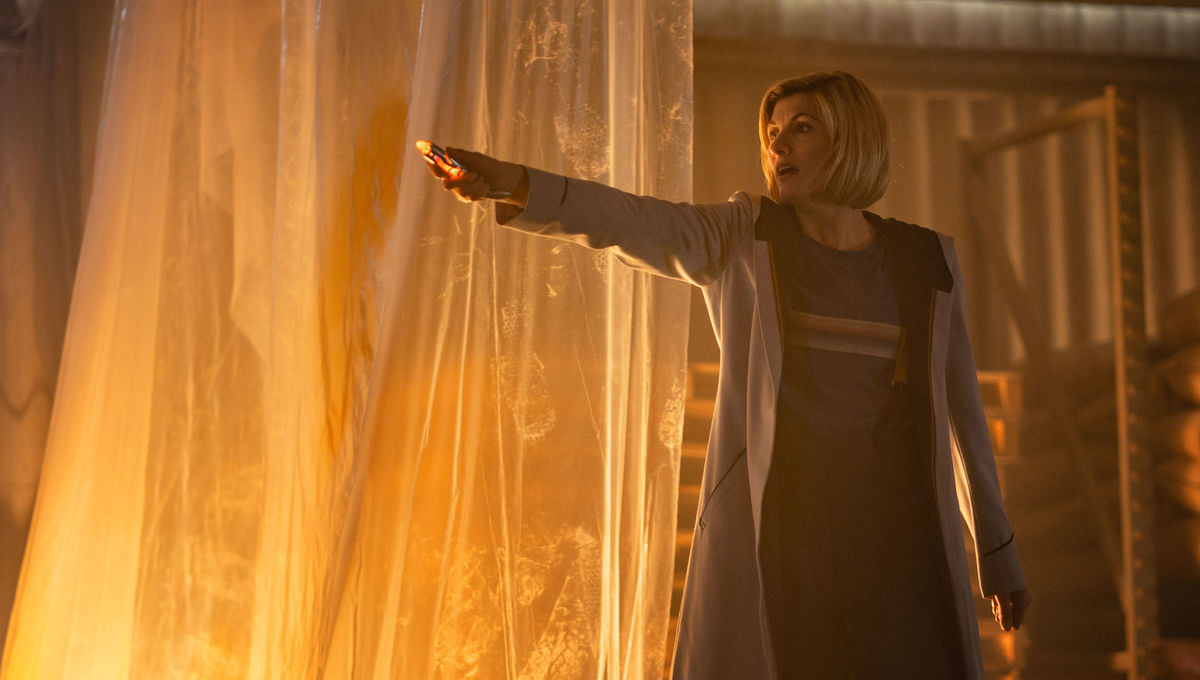 TV THIS WEEK: New Year's Doctor Who, Gotham's final season