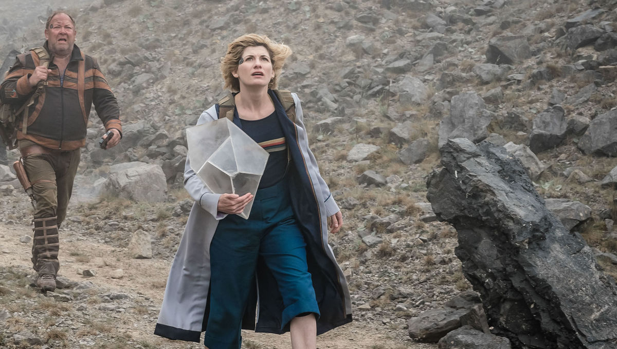doctor who season 11 stolen planet